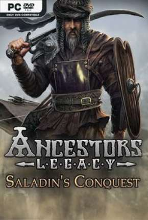 Ancestors Legacy - Saladins Conquest Jogos Torrent Download completo