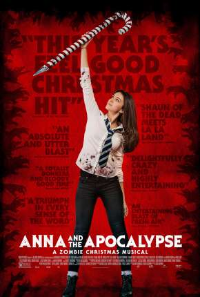 Anna e o Apocalipse - Anna and the Apocalypse Filmes Torrent Download completo