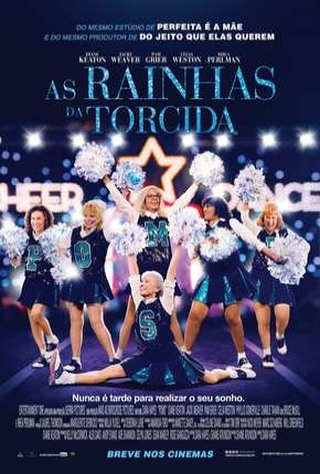As Rainhas da Torcida - Poms Filmes Torrent Download completo