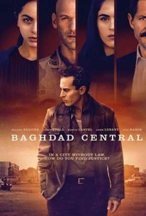 Bagdá Central - 1ª Temporada Completa Séries Torrent Download completo