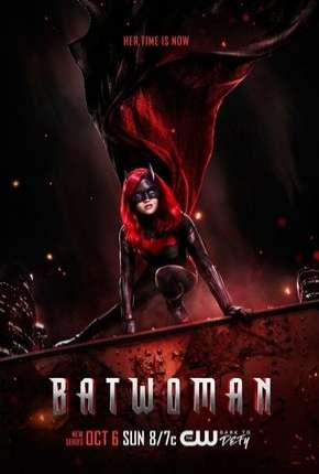 Batwoman - 1ª Temporada Séries Torrent Download completo
