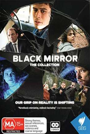 Black Mirror - Todas as Temporadas Completas Séries Torrent Download completo