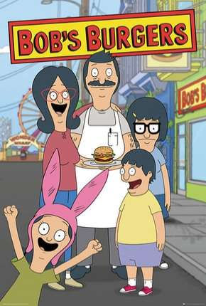 Bobs Burgers - 10ª Temporada - Legendada Desenhos Torrent Download completo