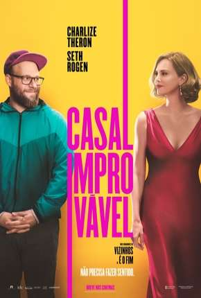 Casal Improvável - Legendado Filmes Torrent Download completo