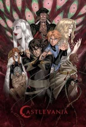 Castlevania - 3ª Temporada Completa Desenhos Torrent Download completo