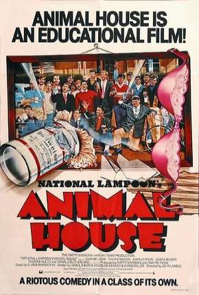 Clube dos Cafajestes - National Lampoons Animal House Filmes Torrent Download completo