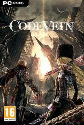 Code Vein Jogos Torrent Download completo