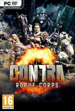 Contra - Rogue Corps Jogos Torrent Download completo