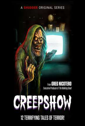 Creepshow - 1ª Temporada Legendada Séries Torrent Download completo
