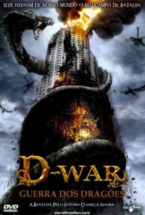 D-War - Guerra dos Dragões BluRay Filmes Torrent Download completo