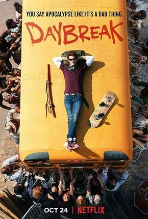 Daybreak Séries Torrent Download completo