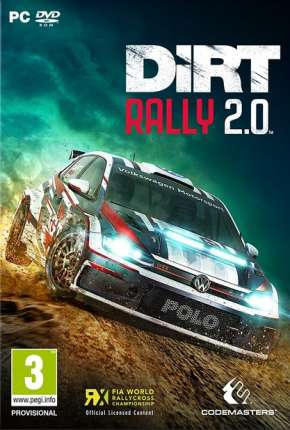 Dirt Rally 2.0 Jogos Torrent Download completo