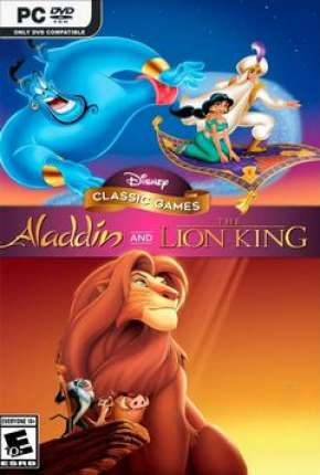 Disney Classic Games - Aladdin And The Lion King Jogos Torrent Download completo