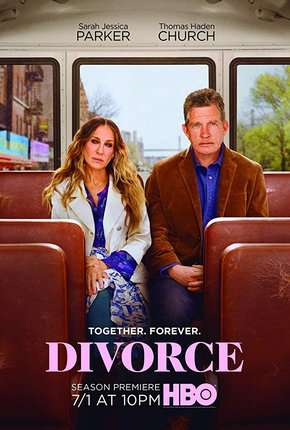 Divorce - 3ª Temporada Séries Torrent Download completo