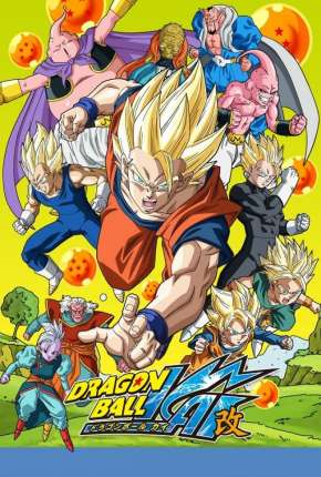 Dragon Ball Kai Desenhos Torrent Download completo