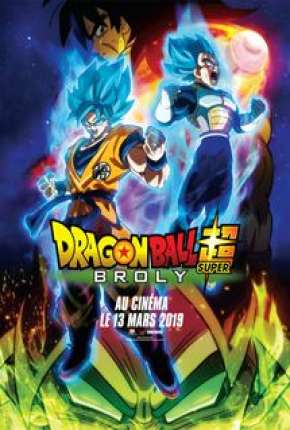 Dragon Ball Super - Broly Full HD Filmes Torrent Download completo