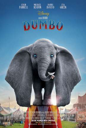 Dumbo - Live Action 2019 BluRay Filmes Torrent Download completo