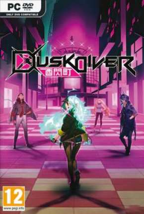 Dusk Diver Jogos Torrent Download completo