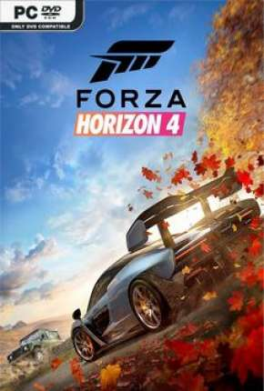 Forza Horizon 4 - Ultimate Edition Jogos Torrent Download completo