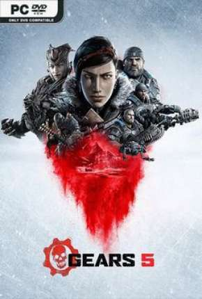 Gears 5 Jogos Torrent Download completo