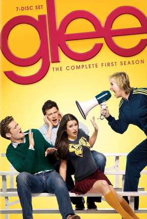 Glee - Em Busca da Fama - 3ª Temporada Séries Torrent Download completo
