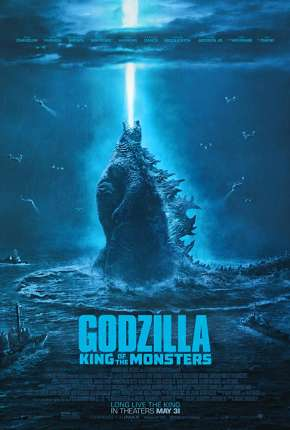Godzilla 2 - Rei dos Monstros Filmes Torrent Download completo