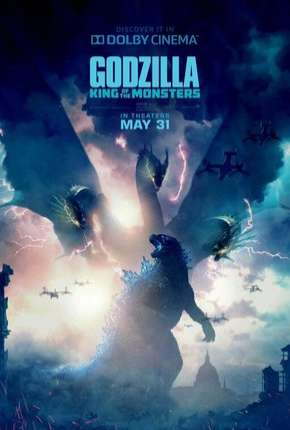 Godzilla 2 - Rei dos Monstros Legendado Filmes Torrent Download completo