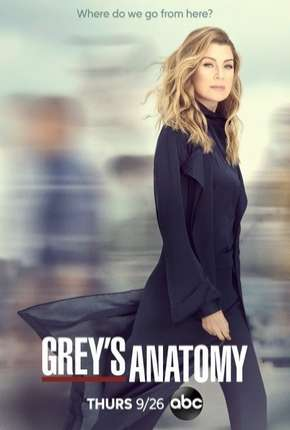 A Anatomia de Grey - Greys Anatomy - 16ª Temporada Legendada Séries Torrent Download completo