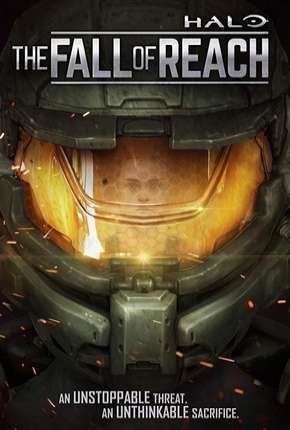 Halo - The Fall of Reach BluRay Desenhos Torrent Download completo