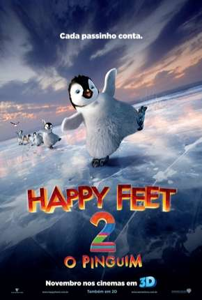 Happy Feet - O Pinguim 2 BluRay Filmes Torrent Download completo