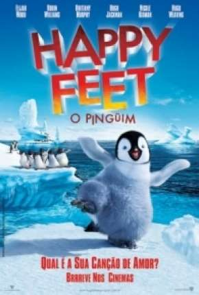 Happy Feet - O Pinguim BluRay Filmes Torrent Download completo