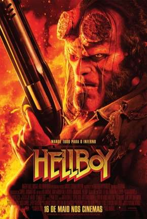 Hellboy BluRay Filmes Torrent Download completo