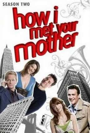 How I Met Your Mother - 2ª Temporada - Completa Séries Torrent Download completo