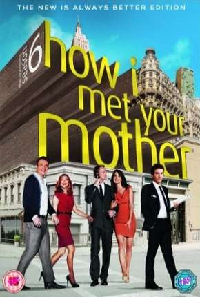 How I Met Your Mother - 6ª Temporada - Completa Séries Torrent Download completo
