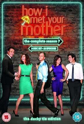 How I Met Your Mother - 7ª Temporada - Completa Séries Torrent Download completo