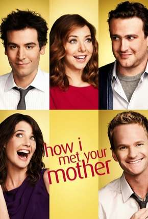 How I Met Your Mother - 8ª Temporada - Completa Séries Torrent Download completo