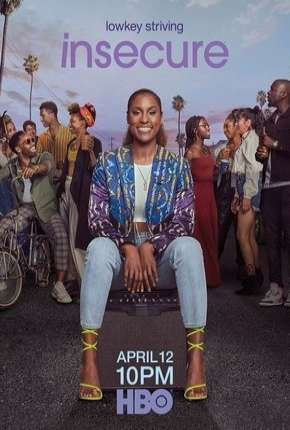 Insecure - 4ª Temporada Legendada Séries Torrent Download completo