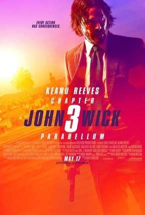 Torrent Filme John Wick 3 - Parabellum - Legendado 2019  1080p 720p BluRay Full HD HD completo