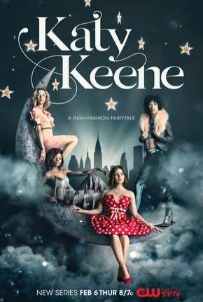 Katy Keene - 1ª Temporada Séries Torrent Download completo