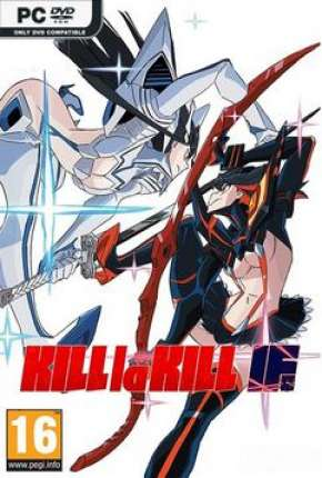 Kill La Kill -if Jogos Torrent Download completo