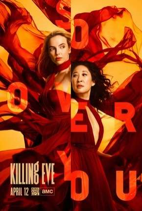 Killing Eve - Dupla Obsessão - 3ª Temporada Legendada Séries Torrent Download completo