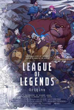 League of Legends - A Origem - Legendado Filmes Torrent Download completo