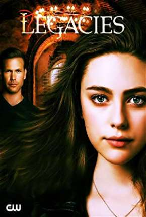Legacies - 2ª Temporada Legendada Séries Torrent Download completo