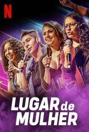 Lugar de Mulher Séries Torrent Download completo