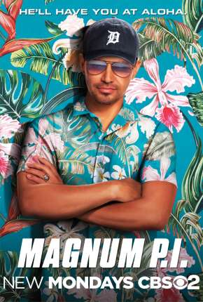 Magnum P.I. - 2ª Temporada Legendada Séries Torrent Download completo