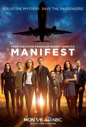 Manifest - O Mistério do Voo 828 - 2ª Temporada Legendada Séries Torrent Download completo