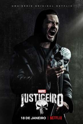Marvel - O Justiceiro - 2ª Temporada Séries Torrent Download completo