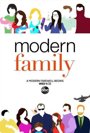 Modern Family - 11ª Temporada Legendada Séries Torrent Download completo