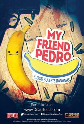 My Friend Pedro Jogos Torrent Download completo