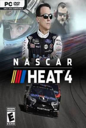 Nascar Heat 4 Jogos Torrent Download completo